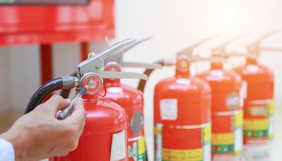 Medidas contra el fuego en edificios de viviendas