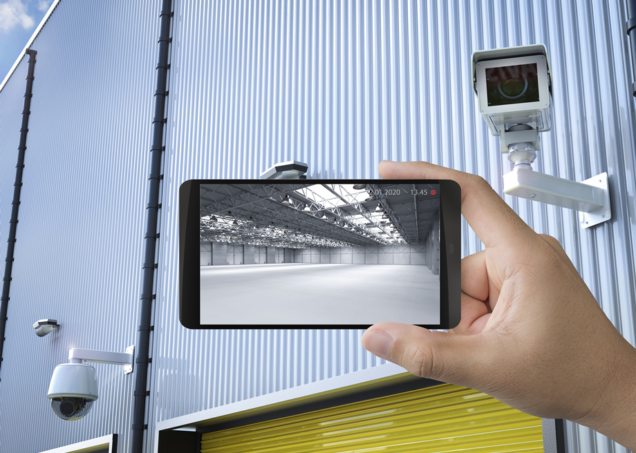 Videovigilancia: seguridad desde dispositivos móviles