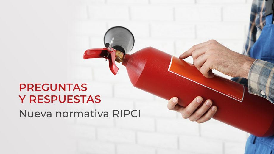 El mantenimiento según el RIPCI