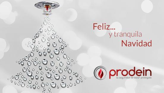Feliz y tranquila Navidad