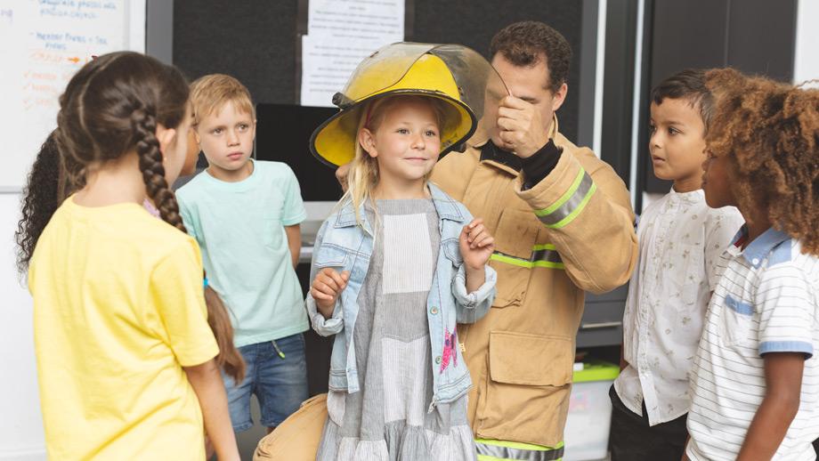Medidas de seguridad contra incendios en los centros escolares