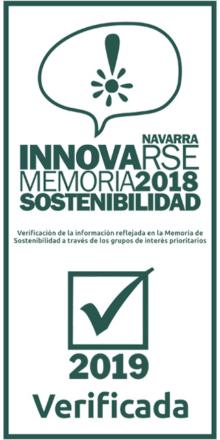 Logo Innovarse Memoria Sostenibilidad