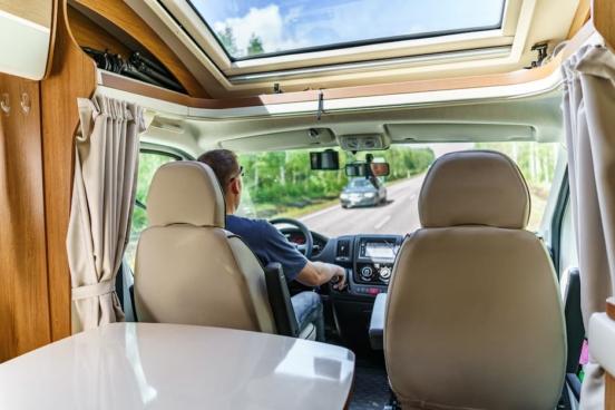 Claves para viajar con seguridad en autocaravana