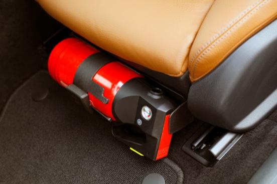 Tipo de extintores que deben llevar los vehículos